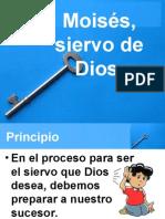 Moisés, Siervo de Dios IXX IBE Callao