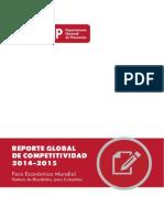 Documento FEM 2014