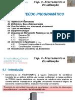 Cap. 4-Aterramento e Equalização.uv