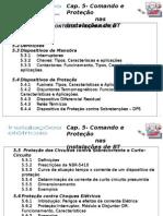 Cap. 5- Comandos e Proteções Nas Instalções de BT_RA