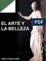 El arte y la belleza_Miguel Ángel Padilla