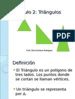 Cap 2 Triangulos