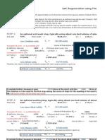 GAC Regeneration Calculation Sheet