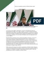 Irán Debe Poseer La Bomba Para El Equilibrio Nuclear en Medio Oriente Según Kenneth Waltz