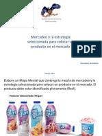 Mapa Mental Introduccion de Un producto en El Mercado