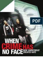 When Crime Has No Face