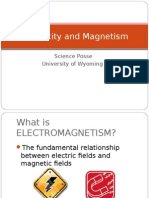 Ppt - Electricity and Magnetism - Lesson2