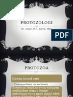 Pendahuluan Protozologi