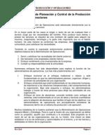 Lectura 1. Sistema de Planeación y Control de La Producción y Las Operaciones