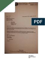 CIE RFR Request -FSO