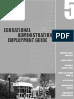 Educational Admin Guide