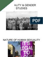 Sexuality & Gender Studies