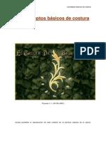 16.- Costura - Conceptos-Basicos - Maribel García