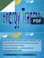 energy transfer