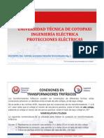 4.Conexión en Transformadores Trifásicos