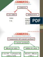 3.0 Componentes Del Cemento.pptx