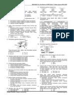 Soal Latihan Induksi ELektromagnetik SMP