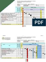 Diagrama de Gantt 2015-1 - Macro