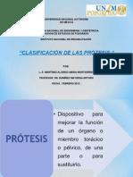 CLASIFICACION-PROTESIS.ppt