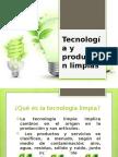 Tecnología y Producción Limpias