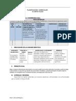 Separata Planificacion Curricular Nuevo Marco 2014 l