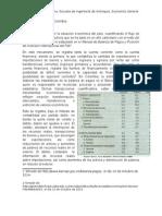 Balanza de Pagos en Colombia