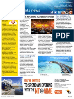 Business Events News for Mon 09 Feb 2015 - $300k NAIDOC Awards tender, Gala Dinner for AIME, New MICE bdm for InterContinental Fiji, Face to Face with Robert Coates, and much more