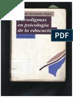 pisicogenetica paradigmas en psicología de la educación.