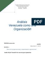 Venezuela Como Una Organizacion - Padrino Gabriel