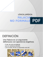 Falacias (presentación)