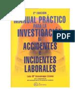 Manual Practico de Accidentes Alaborales 1