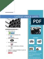 Pricelistsalitems(3) of Pipe