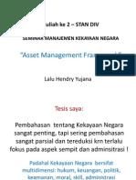 Kuliah 2_Asset Management Framework by Pak Lalu