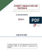 7_ CLASE - 4a La Carta Administrativa