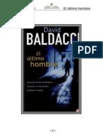 Baldacci David - El Ultimo Hombre