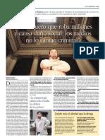 Entrevista a Matias Bailone en El BAE - Febrero de 2015