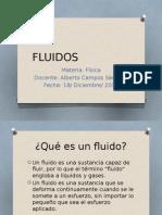 FLUIDOS Exposición Prepa