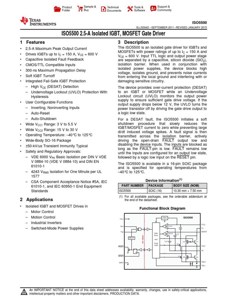 Iso5500 Mosfet Field Effect Transistor Igbt Tester As Well Inverter Circuit Diagram On