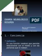 Examen neurológico
