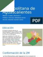 Zona Metropolitana de Aguascalientes