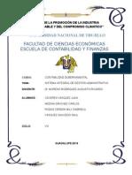Sistema Integral de Gestión Administrativa-SIGA