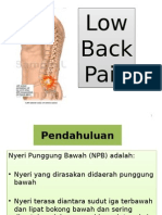 Low Back Pain RSUD