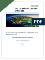 Procesos de Importacion y Exportacion
