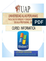 4. Sesion 03 Ejercicios de Windows 7 Parte II - 2015