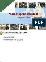 Mamasapano Incident