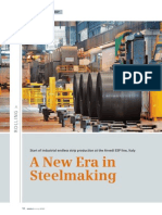 New Era in Steelmaking