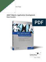ABAP Application Development