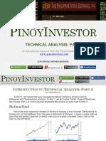 PinoyInvestor Academy - Technical Analysis Part 2