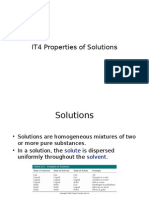 It 4 - Solutions