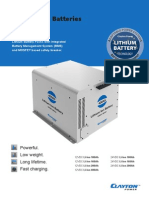 CP Lithium Ion Batteries